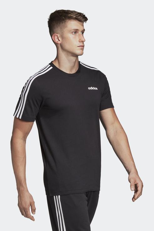 Футболка мужская Adidas DQ3113 черная S