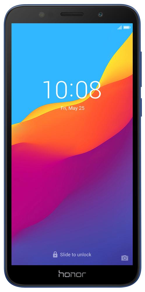 Смартфон Honor 7S 16Gb Blue (DRA-LX5) фото