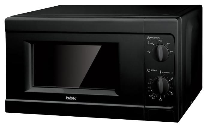 Микроволновая печь соло BBK 20MWS-709M/B black фото