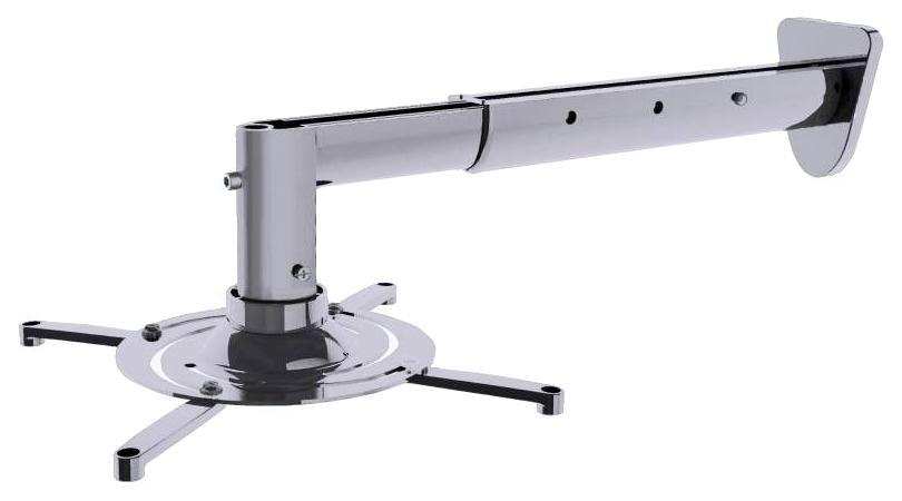 Кронштейн для видеопроектора CACTUS CS VM PR05BL