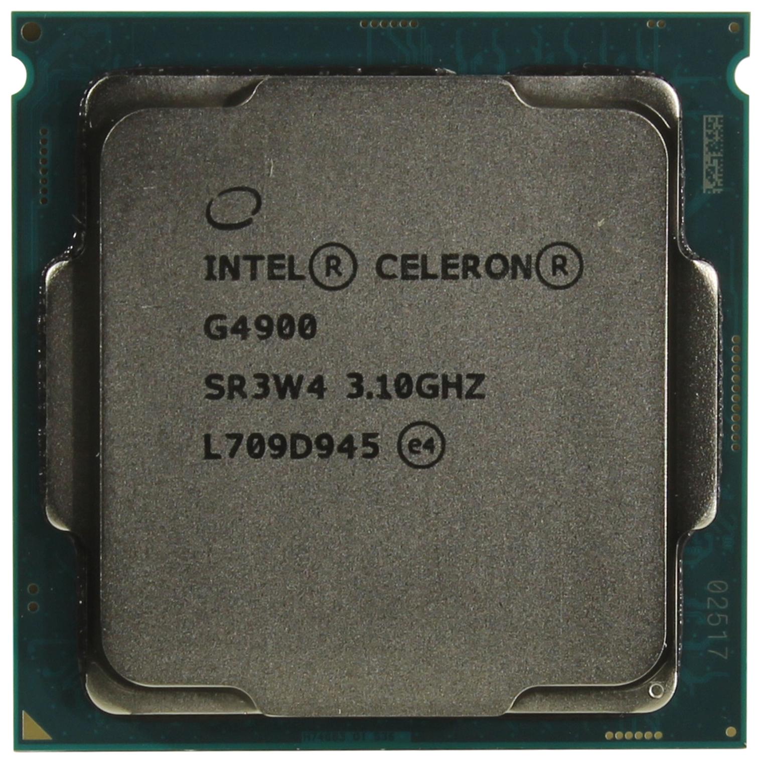 INTEL BX80684G4900 S R3W4