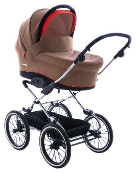 Купить Caravel 14, Коляска 2 в 1 Navington Carаvel колеса 14 Коллекция 2013 г, зима Cuba, Детские коляски 2 в 1