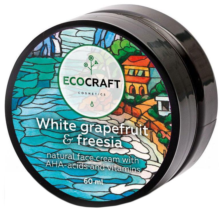 Купить Крем для лица Ecocraft White Grapefruit and Freesia 60 мл