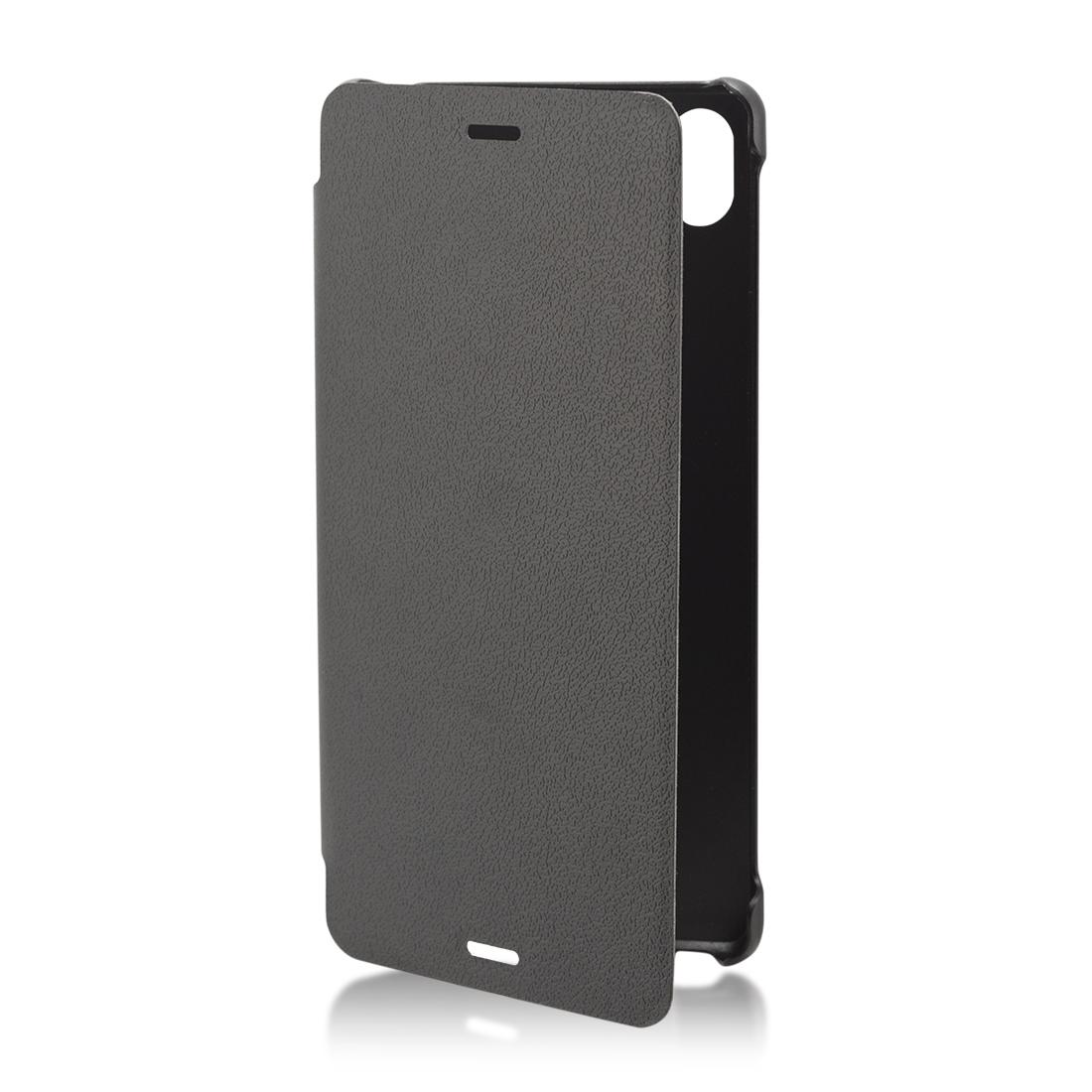 Чехол Brosco Cover для Sony Xperia Z3 Black