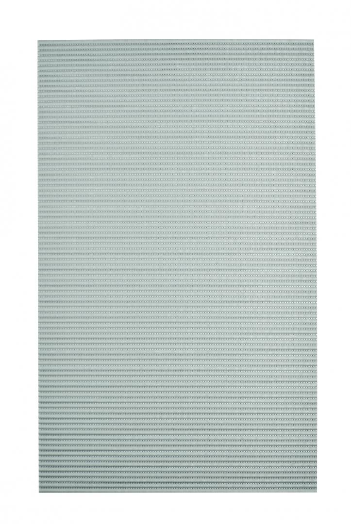 Коврик из вспененного ПВХ Standard серый 50*80