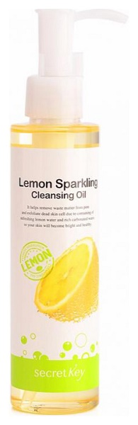 Масло для лица Secret Key Lemon Sparkling