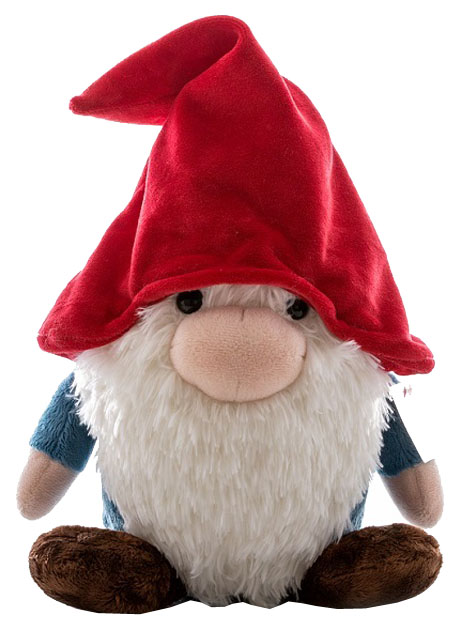 Купить Мягкая игрушка Aurora Гном красный 35 см 150665C, Мягкие игрушки персонажи