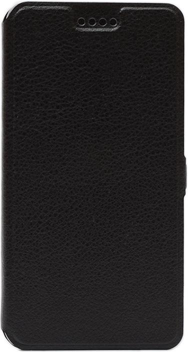 Чехол GOSSO CASES Book Type UltraSlim для Xiaomi Redmi Note 4х черный