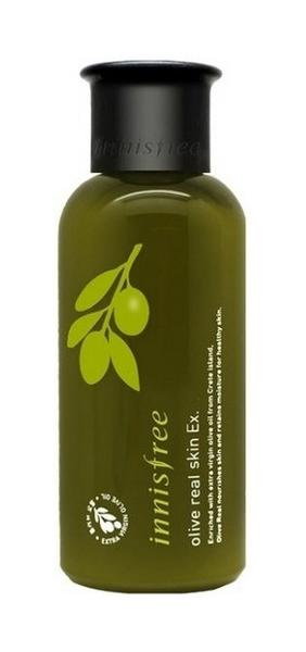 Лосьон для лица Innisfree Olive Real Lotion