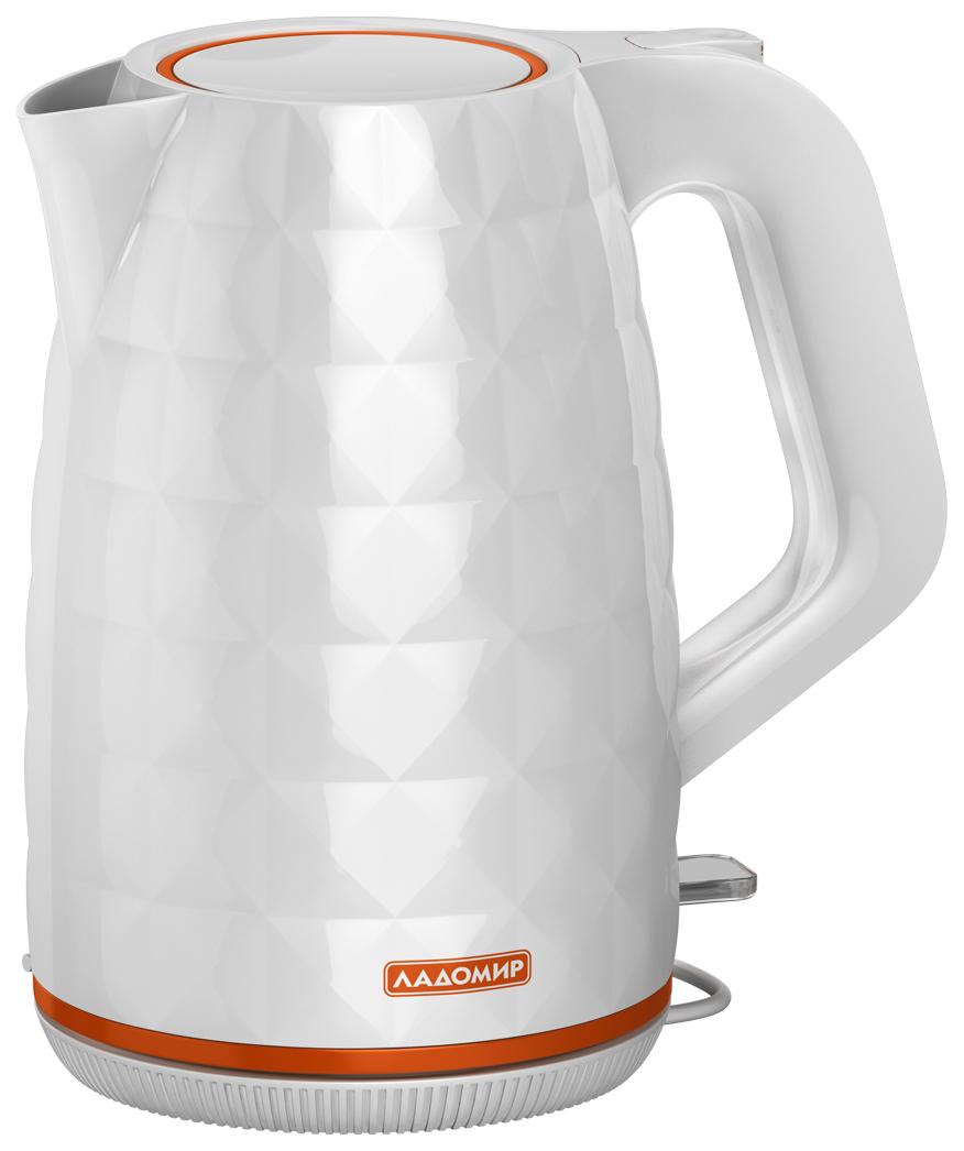 Чайник электрический Ладомир 329 9 Orange/White