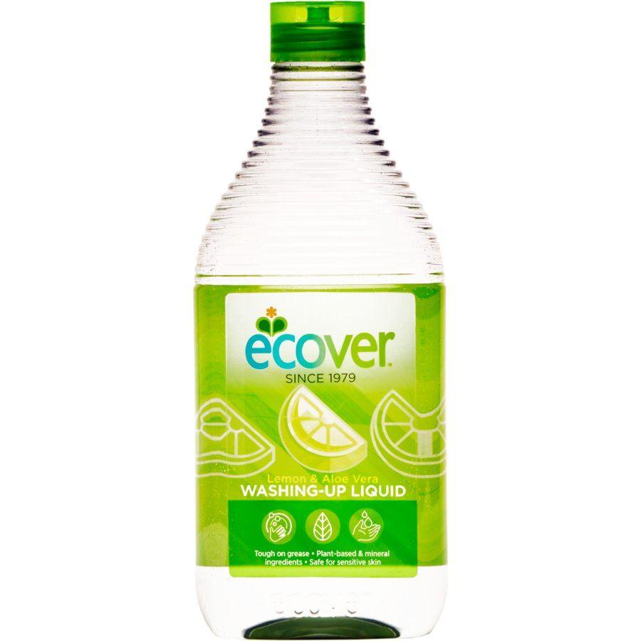 Жидкость для мытья посуды Ecover с лимоном