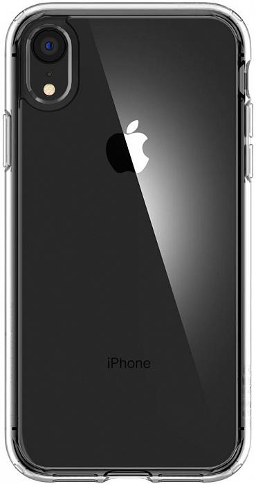 Чехол Spigen Ultra Hybrid (064CS24874) для iPhone XR (Matte Black)