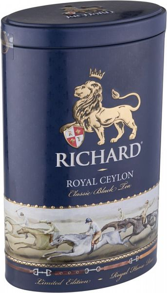 Чай черный Richard royal ceylon 80 г