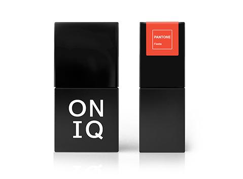 Купить Гель-лак для покрытия ногтей Oniq Pantone: Fiesta, 10 мл