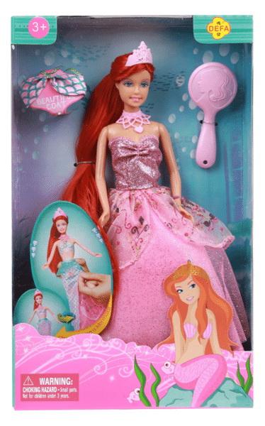 Купить Кукла Defa luсy русалка 29 см 8188, Defa Lucy, Классические куклы