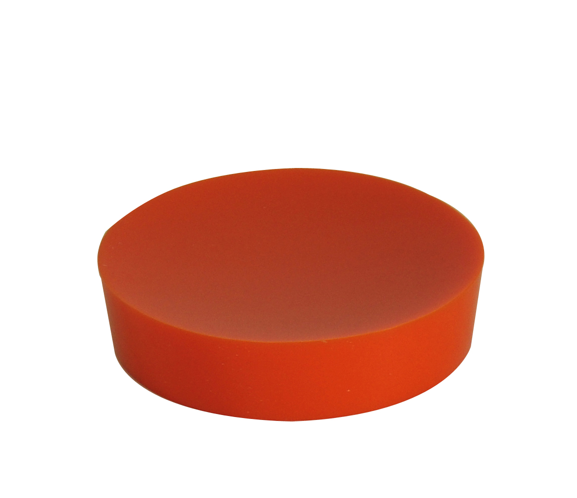 Мыльница Paris оранжевый