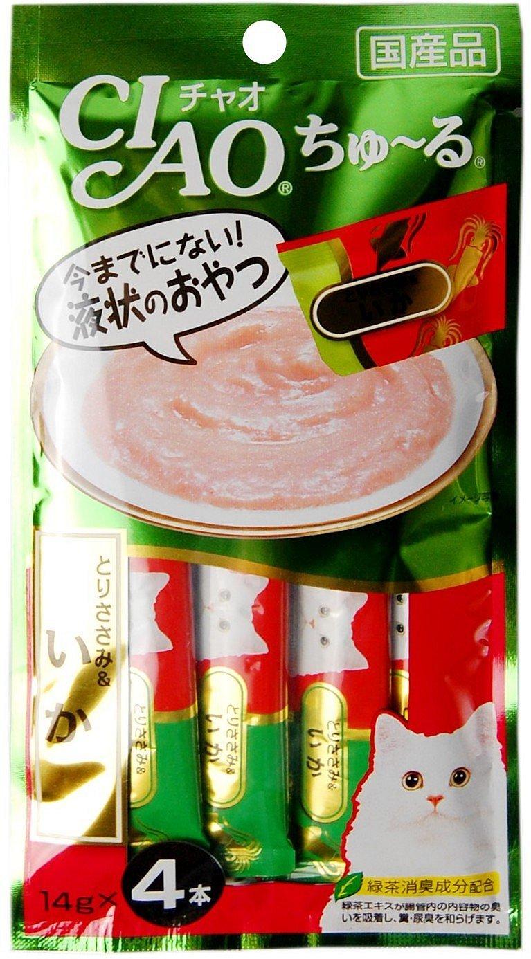 Лакомство Premium Pet Japan для кошек (56 г, Мраморная японская говядина) фото