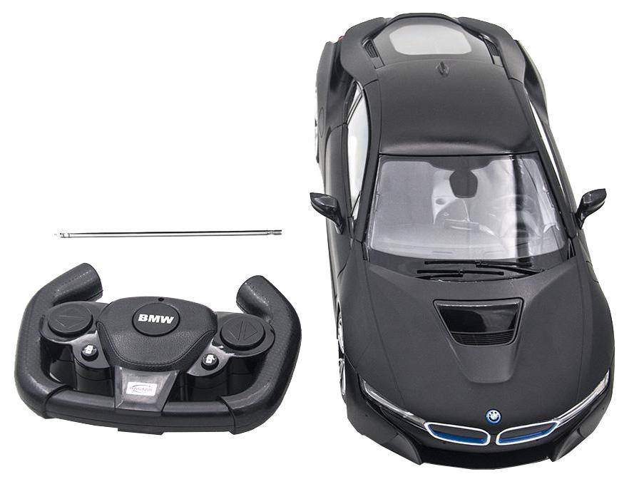 Радиоуправляемая машинка Rastar BMW i8 1:14 с открывающимися дверями