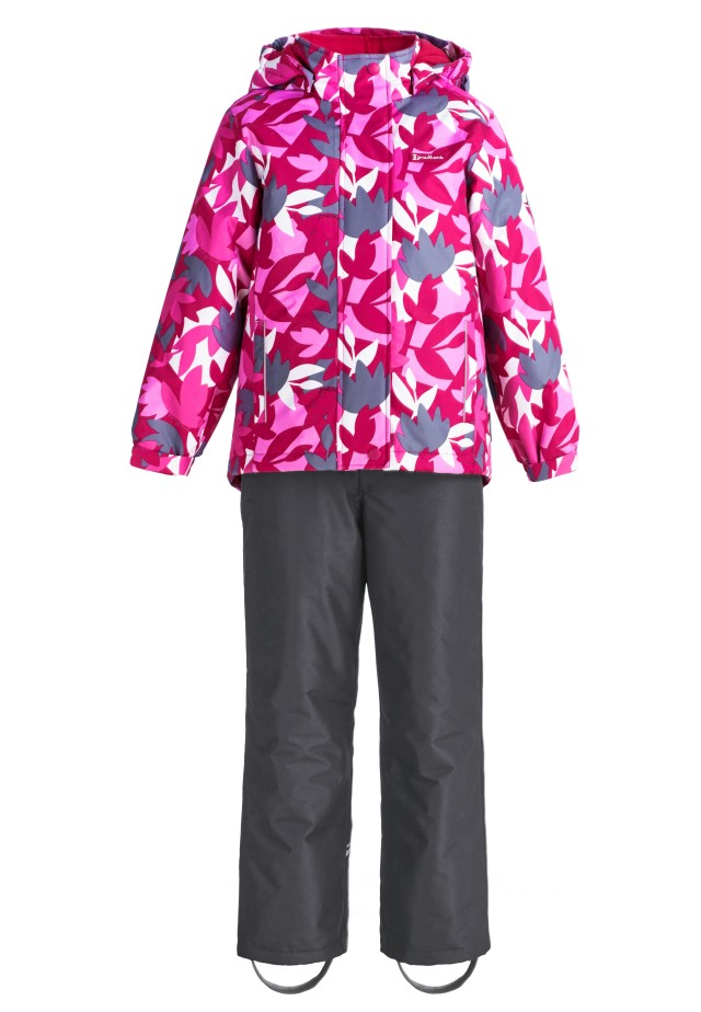 Купить Sp91204 pink, Комплект демисезонный: куртка и брюки Premont SP91204 розовый р.116, Комплекты верхней одежды для девочек
