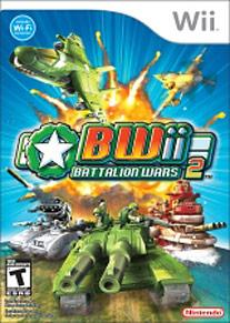 Игра Battalion Wars 2 для Nintendo Wii