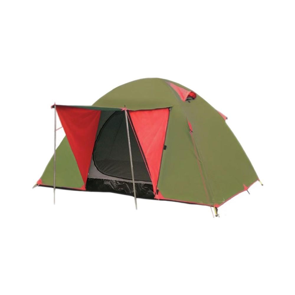 Палатка Tramp Lite Wonder 3 зеленый Цвет зеленый