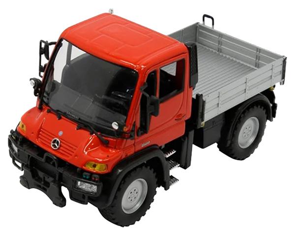 Модель машины машины Mercedes-Benz Unimog Welly 99951 в ассортименте