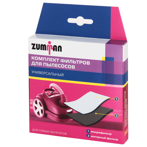 Фильтр для пылесоса Zumman FU1