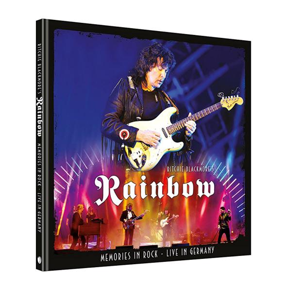 Ritchie Blackmore's Rainbow Memories In Rock