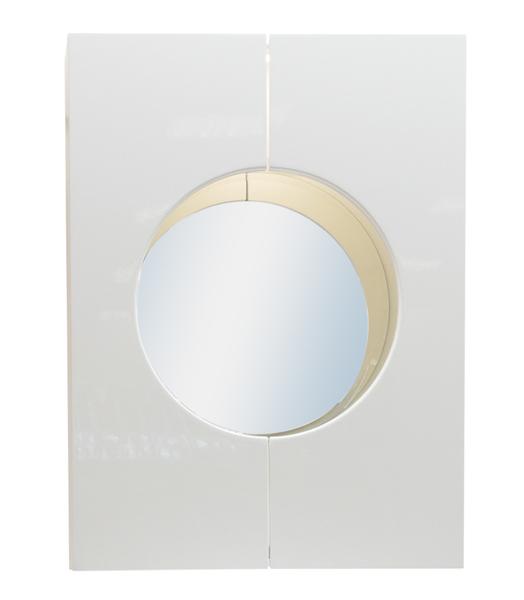 Зеркальный шкаф для ванной Orange Sole W 60 Sole-60ZSW