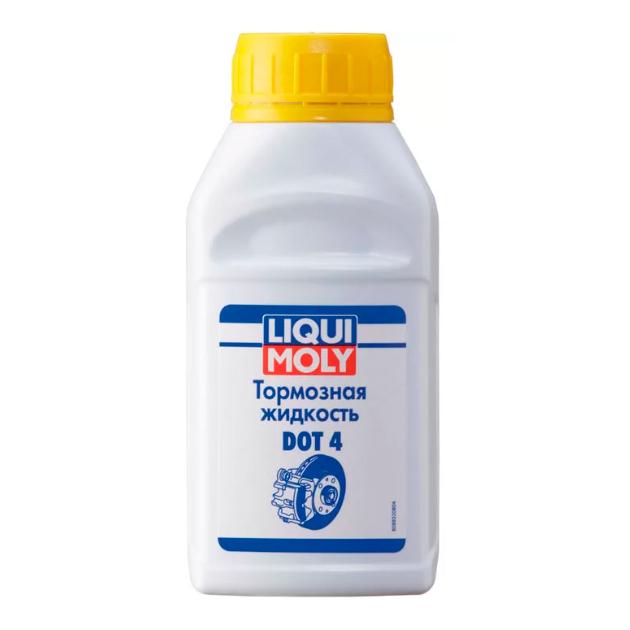 Жидкость тормозная DOT-4 250 мл LIQUI MOLY 8832