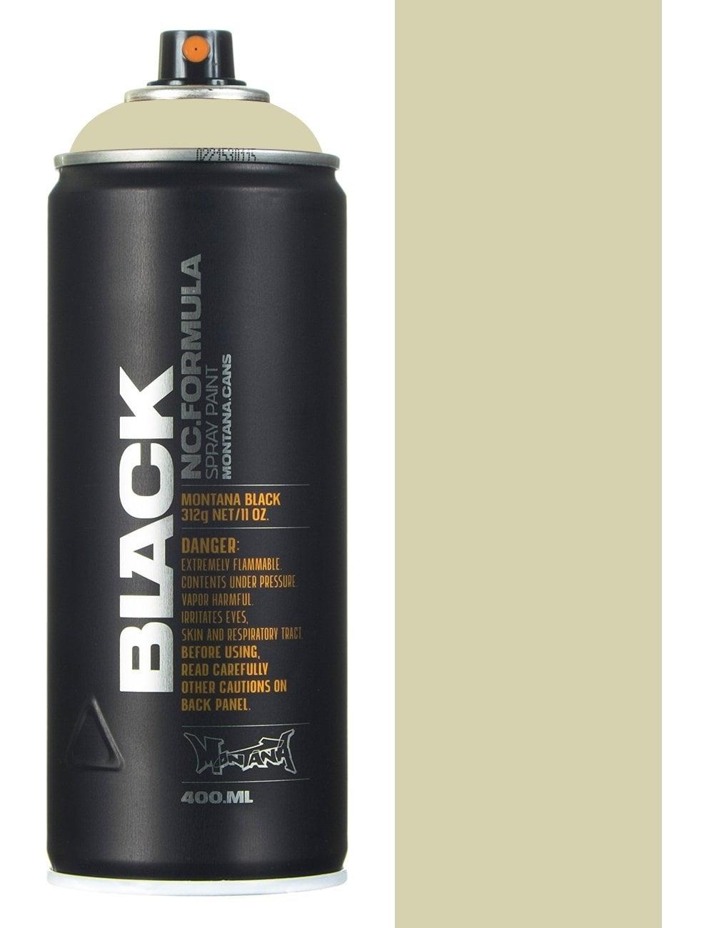 Аэрозольная краска Montana Black Face 400 мл