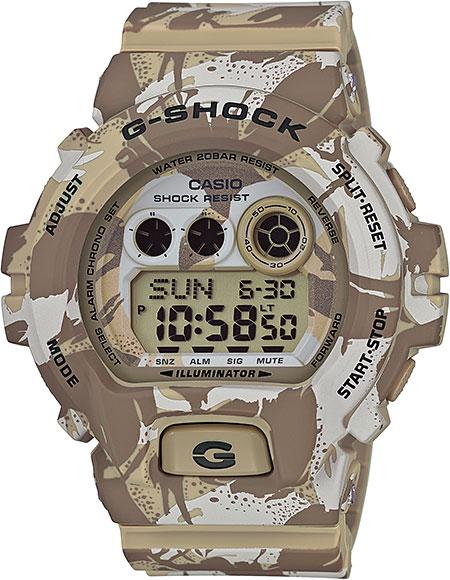 Японские наручные часы Casio G-Shock GD-X6900MC-5E с хронографом фото