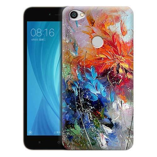 Чехол Gosso Cases для Xiaomi Redmi Note 5A Prime «Весенний взрыв»