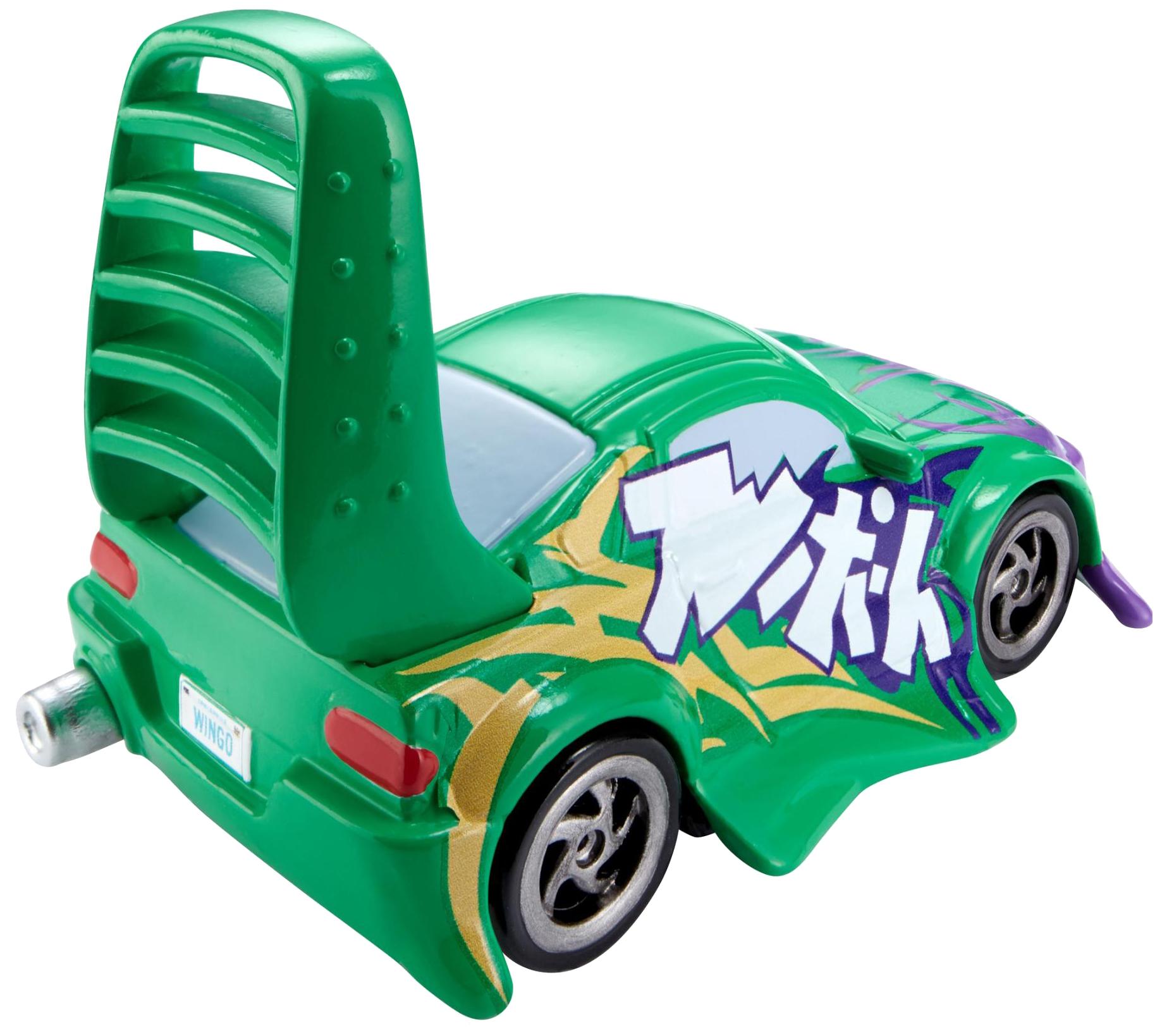 Купить Машинка 2 в 1 Измени цвет - Тачки Mattel, Игрушечные машинки