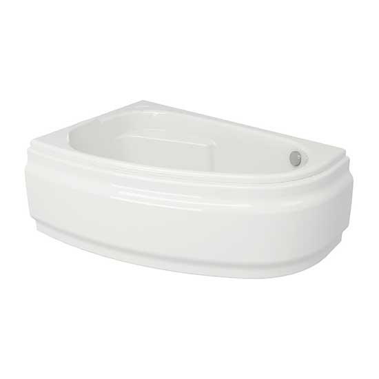 Акриловая ванна Cersanit WA-JOANNA*160-R-W