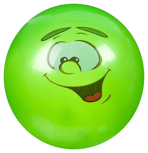 Мячик детский Shenzhen Toys Смайлики C04791