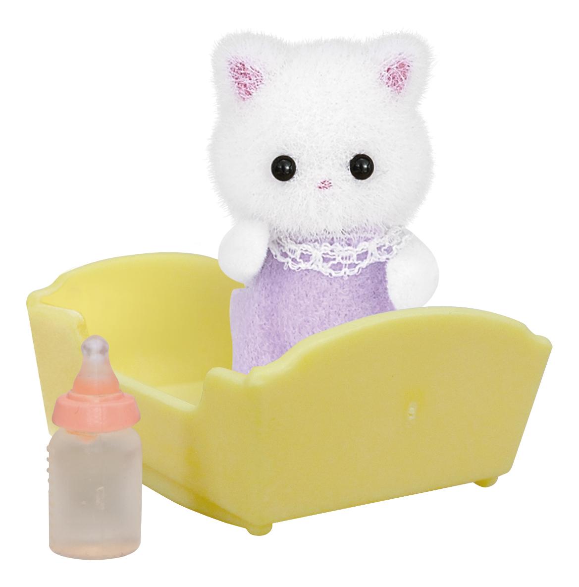 Купить Игровой набор sylvanian families малыш персидский котёнок, Игровые наборы