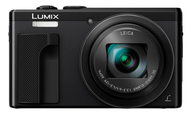 Фотоаппарат цифровой компактный Panasonic Lumix DMC-TZ80 Black фото