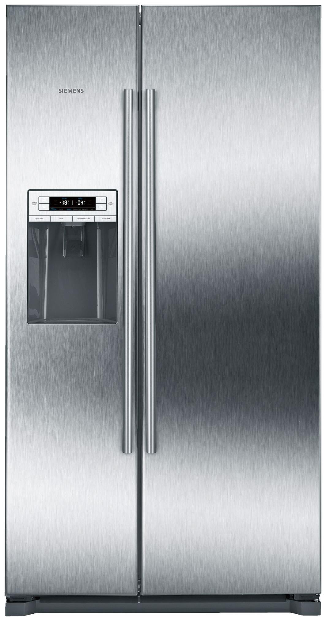Холодильник Siemens IQ500 KA90IVI20R Silver