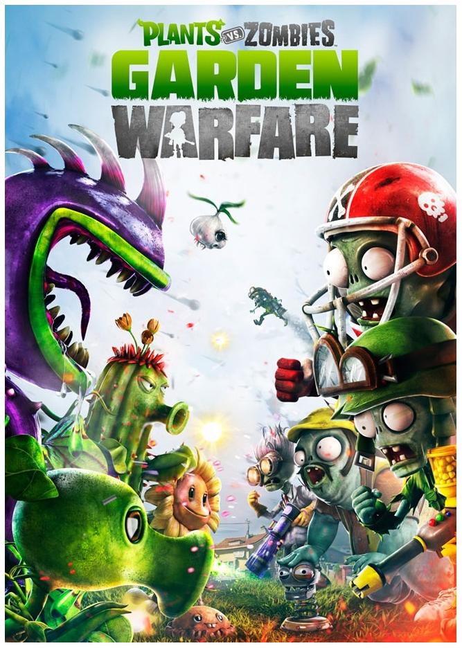 Игра Plants vs Zombies Garden Warfare