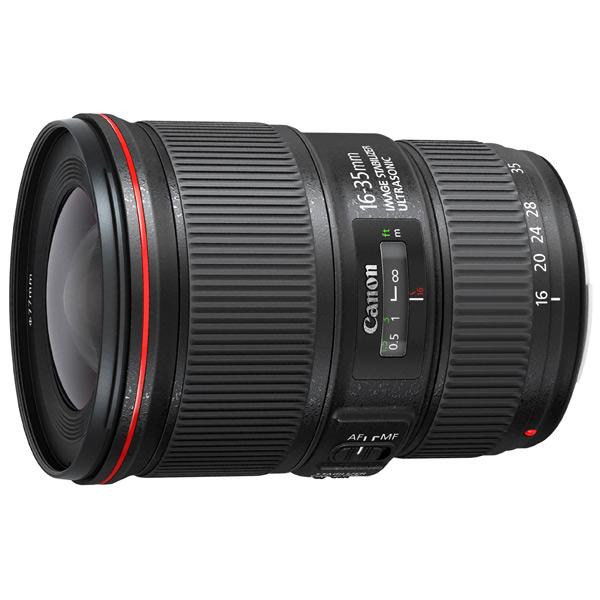 Объектив Canon EF 16 35mm f/4L