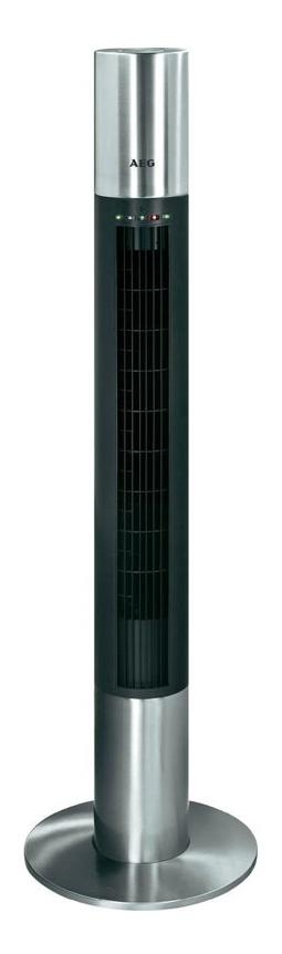 Вентилятор колонный AEG T VL 5537 silver/black