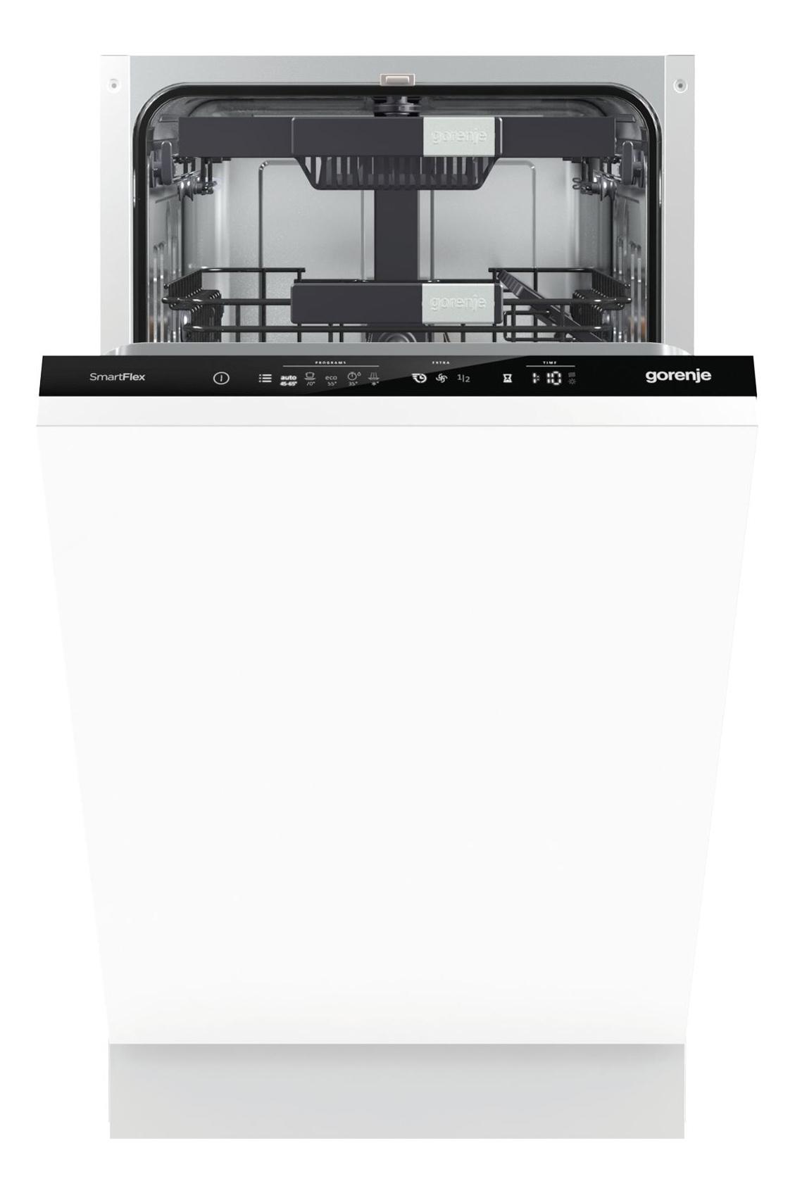 Встраиваемая посудомоечная машина 45см GORENJE GV56211