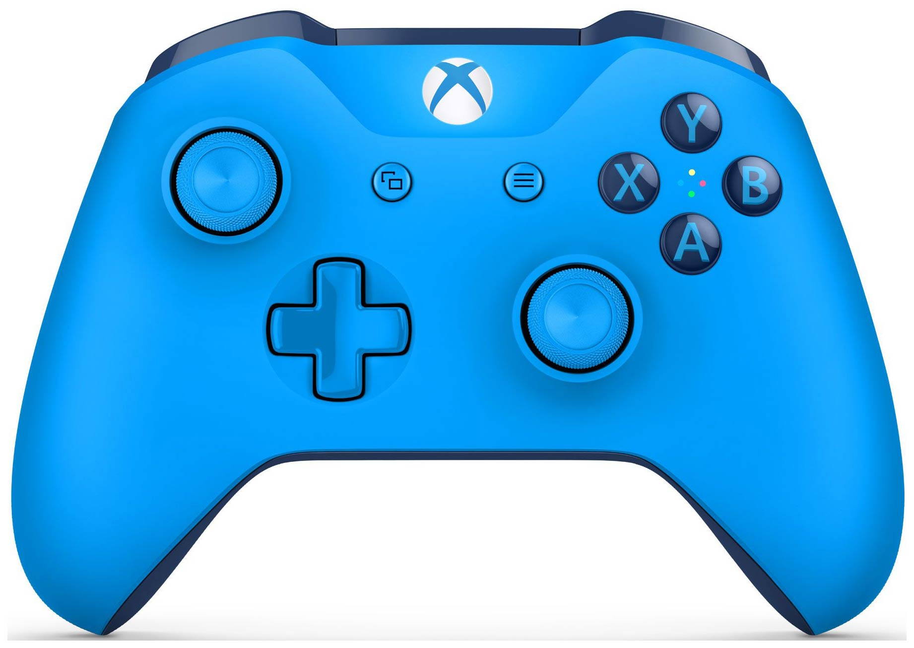 Геймпад Microsoft Xbox One WL3 00020 Blue