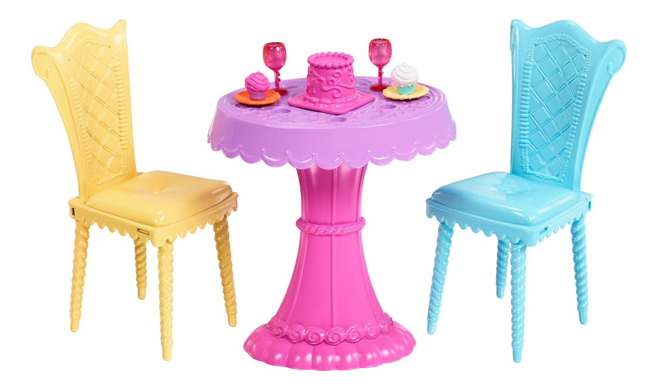 Игровой набор Barbie Dreamtopia Sweetville Castle DYX32
