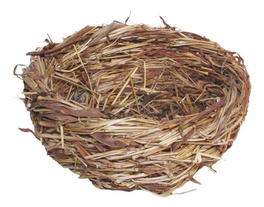 Гнездо для канарейки 52011004, d120х60мм