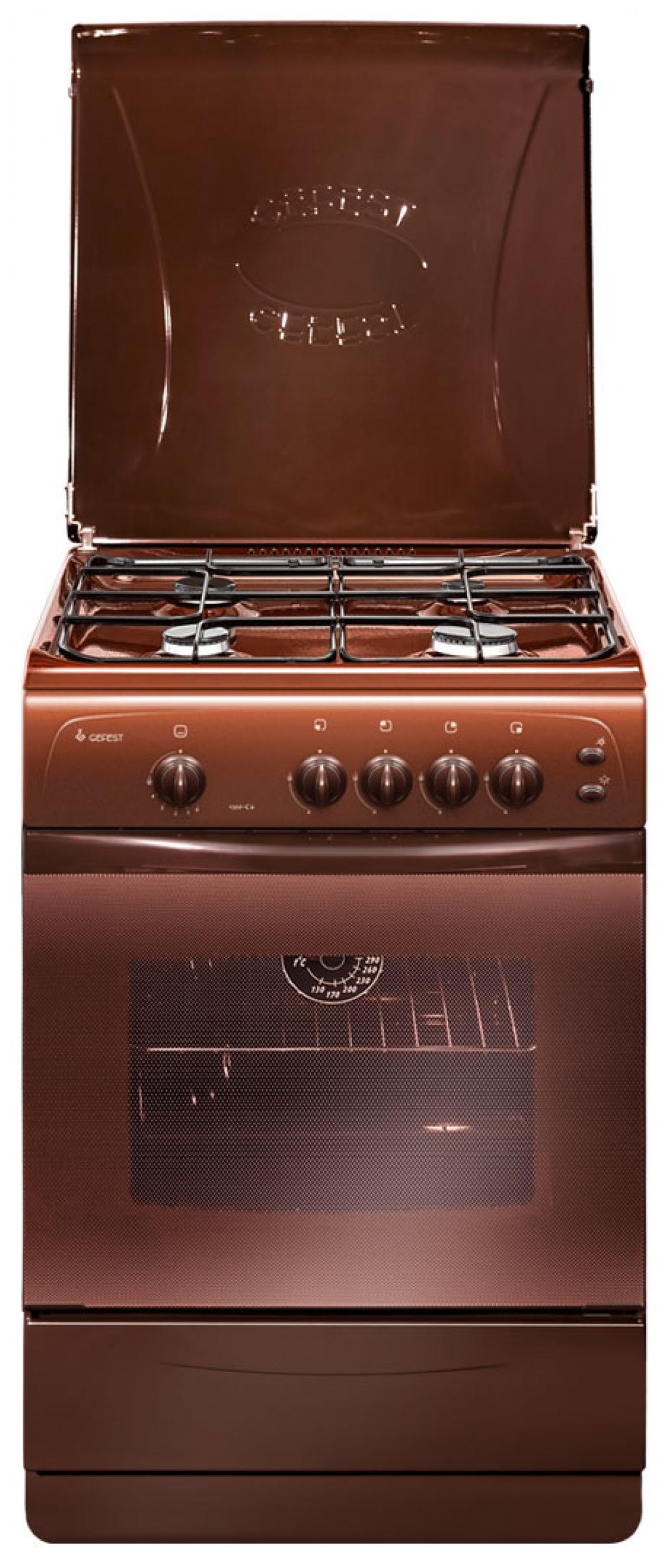 Газовая плита GEFEST ПГ 1200-C6 K19 Brown