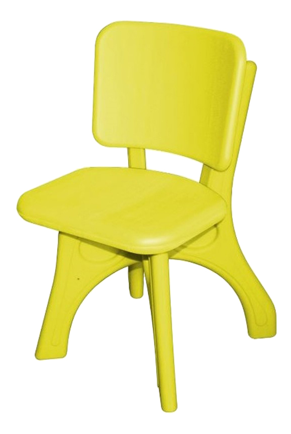 Купить Стул KING KIDS Дейзи желтый, KingKids, Детские стульчики