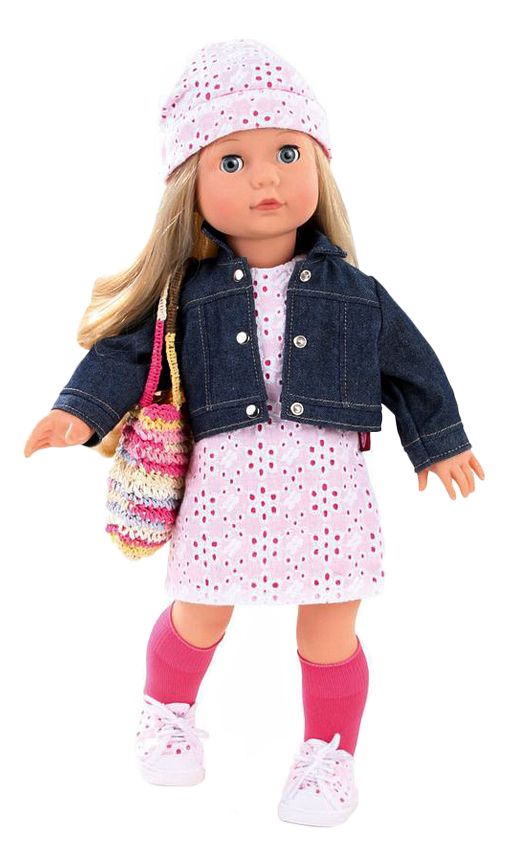 Кукла Gotz Джессика блондинка в одежде, 46 см фото