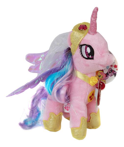 Купить Принцесса Каденс, Мягкая игрушка Мульти-Пульти My little pony пони принцесса каденс с озвучкой, Мягкие игрушки персонажи